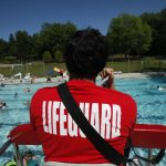 Red Cross lifeguard class