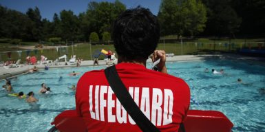 Pool Activity Leader